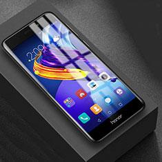 Huawei Honor V9 Play用強化ガラス 液晶保護フィルム T03 ファーウェイ クリア