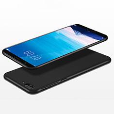 Huawei Honor View 10用極薄ソフトケース シリコンケース 耐衝撃 全面保護 S05 ファーウェイ ブラック