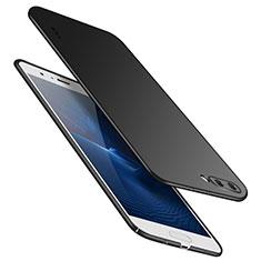Huawei Honor View 10用ハードケース プラスチック 質感もマット M07 ファーウェイ ブラック