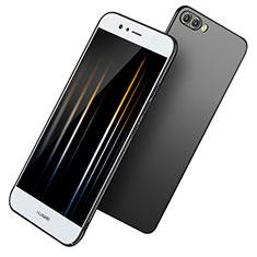 Huawei Honor View 10用ハードケース プラスチック 質感もマット M08 ファーウェイ ブラック