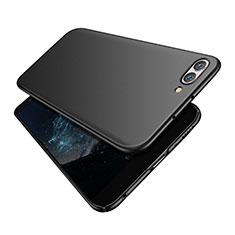 Huawei Honor View 10用ハードケース プラスチック 質感もマット M09 ファーウェイ ブラック