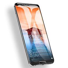 Huawei Honor View 10用強化ガラス 液晶保護フィルム T03 ファーウェイ クリア