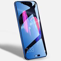 Huawei Honor View 10用強化ガラス フル液晶保護フィルム F06 ファーウェイ ホワイト