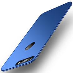 Huawei Honor View 20用ハードケース プラスチック 質感もマット M01 ファーウェイ ネイビー