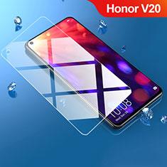 Huawei Honor View 20用強化ガラス 液晶保護フィルム ファーウェイ クリア