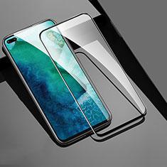 Huawei Honor View 30 5G用強化ガラス フル液晶保護フィルム F05 ファーウェイ ブラック