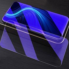 Huawei Honor X10 5G用アンチグレア ブルーライト 強化ガラス 液晶保護フィルム B01 ファーウェイ クリア