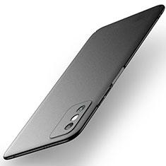Huawei Honor X10 Max 5G用ハードケース プラスチック 質感もマット カバー M01 ファーウェイ ブラック