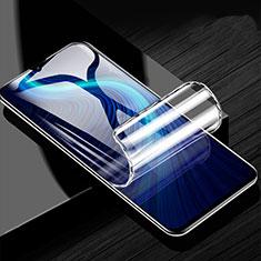 Huawei Honor X10 Max 5G用高光沢 液晶保護フィルム フルカバレッジ画面 ファーウェイ クリア