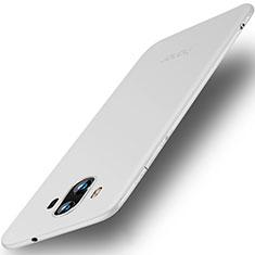 Huawei Mate 10用極薄ソフトケース シリコンケース 耐衝撃 全面保護 S02 ファーウェイ ホワイト
