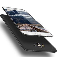 Huawei Mate 10用極薄ソフトケース シリコンケース 耐衝撃 全面保護 S05 ファーウェイ ブラック