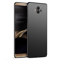 Huawei Mate 10用ハードケース プラスチック 質感もマット M12 ファーウェイ ブラック