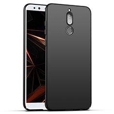 Huawei Mate 10 Lite用ハードケース プラスチック 質感もマット M01 ファーウェイ ブラック