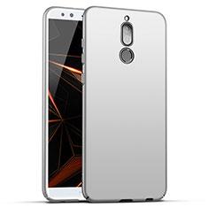 Huawei Mate 10 Lite用ハードケース プラスチック 質感もマット M01 ファーウェイ シルバー