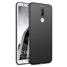 Huawei Mate 10 Lite用ハードケース プラスチック 質感もマット M02 ファーウェイ ブラック