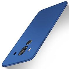 Huawei Mate 10 Pro用ハードケース プラスチック 質感もマット M02 ファーウェイ ネイビー