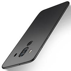 Huawei Mate 10 Pro用ハードケース プラスチック 質感もマット M02 ファーウェイ ブラック