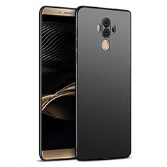 Huawei Mate 10 Pro用ハードケース プラスチック 質感もマット M03 ファーウェイ ブラック