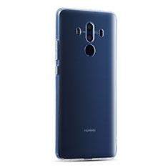 Huawei Mate 10 Pro用極薄ソフトケース シリコンケース 耐衝撃 全面保護 クリア透明 T03 ファーウェイ クリア