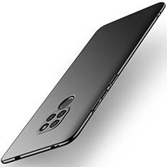 Huawei Mate 20用ハードケース プラスチック 質感もマット M02 ファーウェイ ブラック