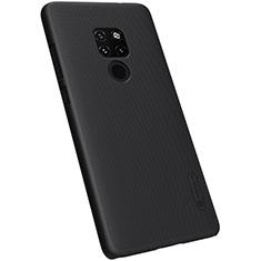 Huawei Mate 20用ハードケース プラスチック 質感もマット M04 ファーウェイ ブラック