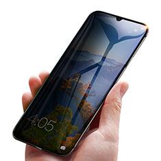 Huawei Mate 20用強化ガラス フル液晶保護フィルム F05 ファーウェイ ブラック
