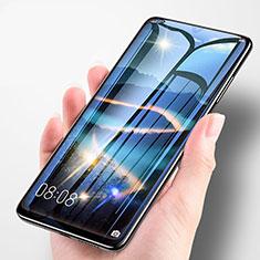 Huawei Mate 20用強化ガラス フル液晶保護フィルム F06 ファーウェイ ブラック