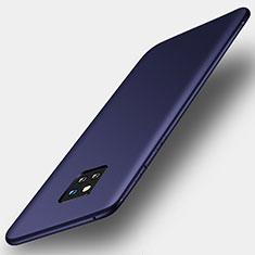 Huawei Mate 20 Pro用極薄ソフトケース シリコンケース 耐衝撃 全面保護 S01 ファーウェイ ネイビー