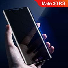 Huawei Mate 20 RS用反スパイ 強化ガラス 液晶保護フィルム ファーウェイ クリア