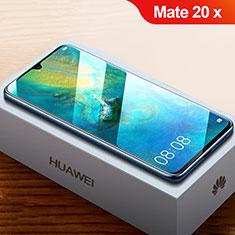 Huawei Mate 20 X 5G用強化ガラス 液晶保護フィルム T01 ファーウェイ クリア