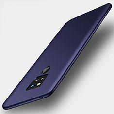 Huawei Mate 20 X用極薄ソフトケース シリコンケース 耐衝撃 全面保護 S01 ファーウェイ ネイビー