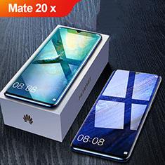 Huawei Mate 20 X用強化ガラス 液晶保護フィルム ファーウェイ クリア