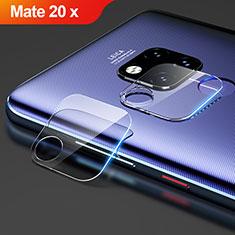 Huawei Mate 20 X用強化ガラス カメラプロテクター カメラレンズ 保護ガラスフイルム ファーウェイ クリア