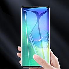 Huawei Mate 30 5G用強化ガラス フル液晶保護フィルム F03 ファーウェイ ブラック