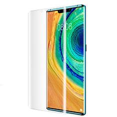 Huawei Mate 30 Pro 5G用強化ガラス 液晶保護フィルム T01 ファーウェイ クリア