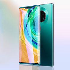 Huawei Mate 30E Pro 5G用アンチグレア ブルーライト 強化ガラス 液晶保護フィルム B01 ファーウェイ クリア