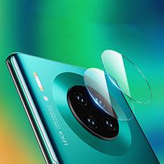 Huawei Mate 30E Pro 5G用強化ガラス カメラプロテクター カメラレンズ 保護ガラスフイルム C02 ファーウェイ クリア