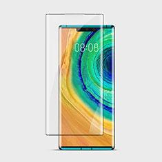 Huawei Mate 30E Pro 5G用強化ガラス フル液晶保護フィルム F06 ファーウェイ ブラック