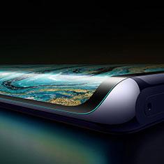 Huawei Mate 30E Pro 5G用強化ガラス フル液晶保護フィルム F08 ファーウェイ ブラック