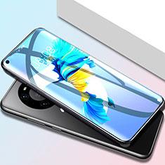 Huawei Mate 40用高光沢 液晶保護フィルム フルカバレッジ画面 F01 ファーウェイ クリア