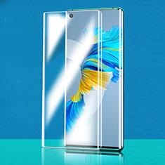 Huawei Mate 40用強化ガラス 液晶保護フィルム T01 ファーウェイ クリア
