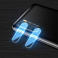 Huawei Mate 40 Lite 5G用強化ガラス カメラプロテクター カメラレンズ 保護ガラスフイルム C01 ファーウェイ クリア