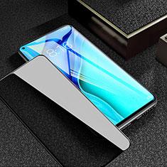 Huawei Mate 40 Lite 5G用反スパイ 強化ガラス 液晶保護フィルム ファーウェイ クリア