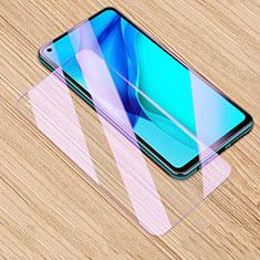 Huawei Mate 40 Lite 5G用アンチグレア ブルーライト 強化ガラス 液晶保護フィルム B01 ファーウェイ クリア
