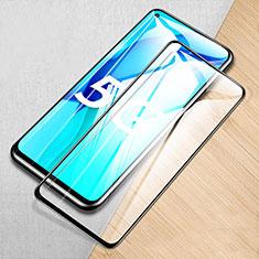 Huawei Mate 40 Lite 5G用強化ガラス フル液晶保護フィルム ファーウェイ ブラック