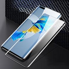 Huawei Mate 40 Pro用強化ガラス 液晶保護フィルム T03 ファーウェイ クリア