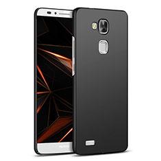 Huawei Mate 7用ハードケース プラスチック 質感もマット M03 ファーウェイ ブラック
