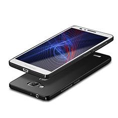 Huawei Mate 7用ハードケース プラスチック 質感もマット M05 ファーウェイ ブラック