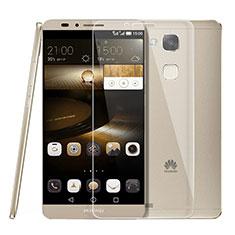 Huawei Mate 7用強化ガラス 液晶保護フィルム T01 ファーウェイ クリア
