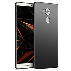 Huawei Mate 8用ハードケース プラスチック 質感もマット M06 ファーウェイ ブラック